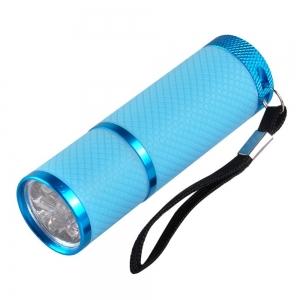 UV Zaklamp - Blauw (9 watt)