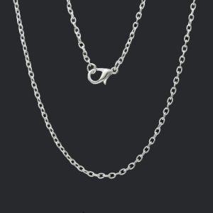 Halsketting-Metalen